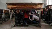 Syrie: 472 civils tués par les raids de la coalition depuis un mois