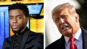 SAG Awards: Chadwick Boseman fait un pas de plus vers l'Oscar, tandis que Trump fait des remous