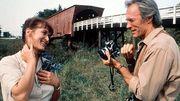 """Meryl Streep et Clint Eastwood dans """"Sur la route de Madison"""""""