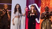 The Voice Belgique: à quelques heures de la finale, les quatre derniers Talents se confient sur leur aventure!
