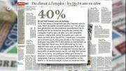 40% des jeunes ont fait l'amour avec un inconnu
