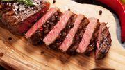 La viande rouge, une bonne source de fer