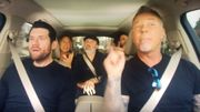 Le Carpool Karaoke invite Metallica