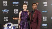 John Boyega et Daisy Ridley, jeunes talents de moins de trente ans à surveiller selon Forbes