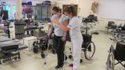 Anne Kirsch est hospitalisée depuis 5 mois suite à une chute de cheval.