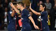Meunier joue tout le match face à Saint-Etienne, Witsel gagne avec Dortmund