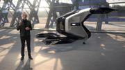 CES 2021 : un taxi volant signé Cadillac