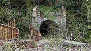 L'état du tunnel, avant restauration