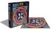Des puzzles Kiss et Def Leppard