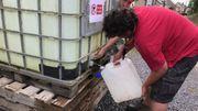 Sécheresse: entre 1000 et 2000 personnes privées d'eau à Rochefort