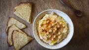 Pain, houmous, crackers,... Quelques idées de plats faciles à réaliser qui font du bien au palais