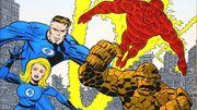 """La prochaine pourrait être la bonne : Marvel annonce son propre film avec les """"4 Fantastiques"""""""