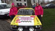 Un équipage 100% féminin aux Legend Boucles de Bastogne