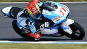 Mir s'impose en Moto 3 en Argentine, Loi très bon 6e