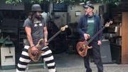 [Zapping 21] Jason Momoa prend des leçons de basse avec Les Claypool de Primus