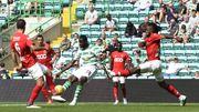 Le Standard sèchement battu par le Celtic en amical