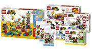 LEGO agrandit sa gamme Super Mario