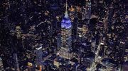 [Zapping 21] L'Empire State Building s'illumine au son des Beatles