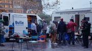 Bulle, un service de laverie mobile, mais pas seulement