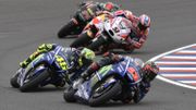 Les frères Marquez dominent les essais libres en MotoGP et en Moto2