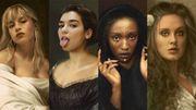 Angèle, Dua Lipa, Lous, Adele, Billie Eilish, Stromae... leurs portraits en peinture classique