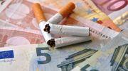 La crise économique serait une cause de la dégringolade du taux de fumeurs en Grèce