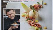Concours : livre de Jean-Philippe Watteyne « La cuisine des Ambassadeurs, tome 2 »