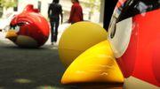 """""""Angry Birds"""" catapulté au cinéma à l'été 2016"""