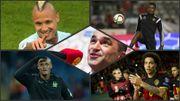 Roberto Martinez rappelle Nainggolan, Witsel, Vermaelen et Boyata mais pas Kompany