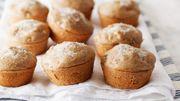 Recette : muffins à la pomme