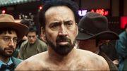 """Nicolas Cage de retour: bande-annonce complètement malade pour """"Prisoners of The Ghostland"""""""
