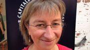 Stéphanie Scailquin, échevine namuroise de la cohésion sociale, de l'urbanisme, du logement et de l'égalité des chances