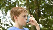 L'asthme dans l'enfance expose à un risque précoce de maladies cardiaques