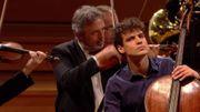 Retour sur le Concours Reine Elisabeth 2017 violoncelle avec Victor Julien-Laferrière