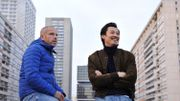 "Medi Sadoun et Frédéric Chau dans ""Made in China"""