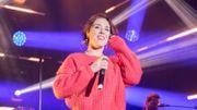 "Zaz interprète son dernier tube ""Qué vendrá"" sur la scène de Viva for Life"
