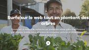 Ecosia... Un moteur de recherche au profit de la reforestation !