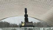 Toutânkhamon est en gare de Liège