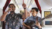 Une compagnie aérienne indonésienne propose de la musique live en plein vol