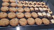 Saveurs de chez nous: des biscuits et du jus