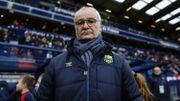Claudio Ranieri prêt à quitter Nantes pour entraîner l'Italie
