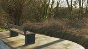 Le tout nouveau parc du Vogelzang à Anderlecht