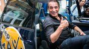 Jean Dujardin dans Hep Taxi ! ce dimanche 23 octobre à 23h10 sur La Deux.