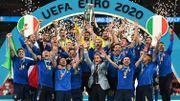 Euro 2020 : Au bout du suspense, l'Italie terrasse l'Angleterre et est sacrée championne d'Europe!