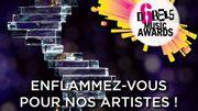 La 4ème édition des D6bels Music Awards : votez dès maintenant pour vos artistes favoris!