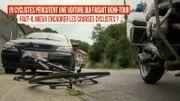"""Grégory : """" Il faut plus de signaleurs, surtout où les cyclistes roulent à plus de 40 km/h ! """""""