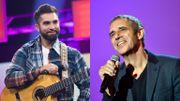 The Voice Belgique: Kendji et Julien Clerc sont les invités d'honneur du quatrième Live