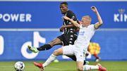 Pro League: Charleroi et Louvain partagent dans une rencontre animée et arrosée