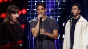 The Voice Belgique : les Talents retenus du quatrième Blind