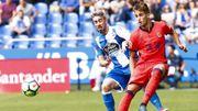 La Real Sociedad d'Adnan Januzaj, titulaire, rejoint le Barça en tête de la Liga